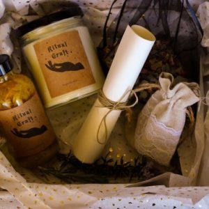 Good Luck Spell Kit Ritual Magic