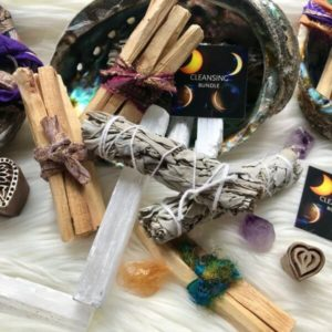 spiritual cleansing ritual kit