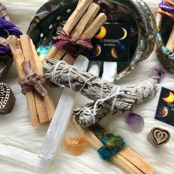 spiritual cleansing ritual kit
