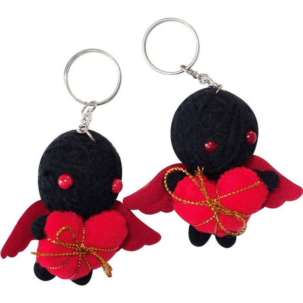 Voodoo doll love binding set